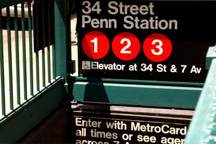 經典識別設計系統標準手冊(上): 紐約地鐵