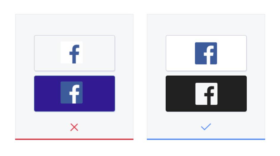 Facebook logo v1