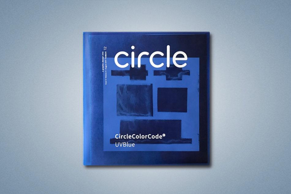 第12期:CircleColorCode – UVBlue
